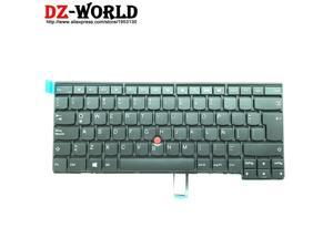 LA Latin Spain keyboard for Lenovo Thinkpad L440 L450 L460 T440 T440S T431S T440P T450 T450S T460 Laptop 04Y0827 00HW879 04Y0865