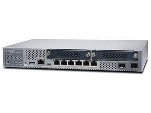 Juniper Networks - SRX320-SYS-JB - Juniper SRX320 Router - 6 Ports - Management Port - 4 Slots - Gigabit Ethernet -