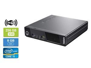 LENOVO M93 TINY Intel Core i5-4570T 3.20 GHz, 8GB, 256GB SSD, Win 10 Pro