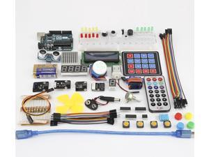 Sensor LCD Module Motor WIFI For arduino uno r3 learning kit/for arduino Starter Kit / for arduino uno R3 development board kits