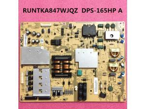 power supply board RUNTKA847WJQZ DPS-165HP A for LCD-60LX531A Measure delivery