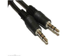 400pcs 1M 3FT 3.5mm AUX AUXILIARY CORD Male to Male Stereo Audio Cable adapter for PC iPod MP3 CAR