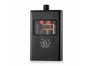 Top Deals Portable Vacuum Tube Headphone Amplifier Dual-Mono Balanced Stereo Audio Amp