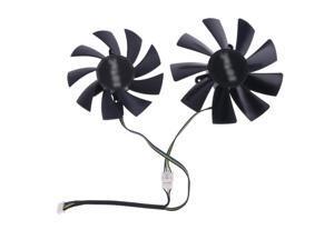 2021 87mm GA92S2H 100mm GAA8S2H GAA8S2U 4Pin Cooler Fan for ZOTAC GTX 1060 1070 1080