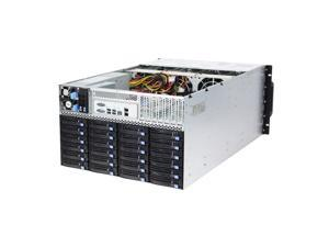 6U hot-swappable 48 hard drive box 12GB extended backplane storage server chassis IPFS Empty chassis