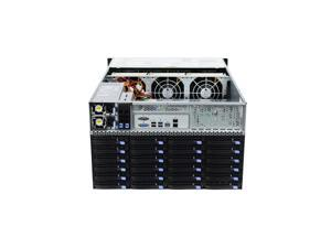 6U hot-swappable 60 hard drive box 12GB extended backplane storage server chassis IPFS empty chassis