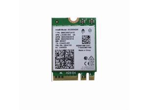 Wireless Dual Band WiFi 6 Intel AX200 NGFF Wifi Network Card with 2.4G/5G 802.11ac/ax MU-MIMO