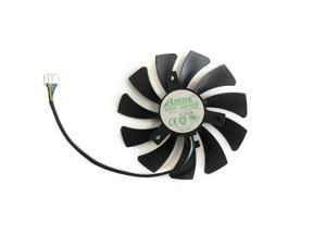 Alternative 85MM 4PIN GA91S2M RX 550/560 GPU VGA Cooler For Radeon SAPPHIRE RX560 RX550 2G D5 Video Graphics Card Cooling