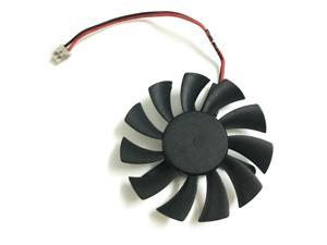 R7-240 GPU VGA Cooler fan Graphics card fans for Radeon MSI R7 240 2GD3 LP video card cooling