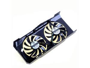 Computador Cooling Fan Replacement For MSI Twin Frozr II R7770 HD 7770 N460 N560 GTX Graphics Video Card Fans (PLD08010S12HH)