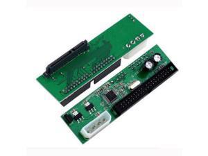 KPHRTEK 1PC SATA to IDE Adapter PATA IDE SATA converter Plug Module for ATA 100/133,Other
