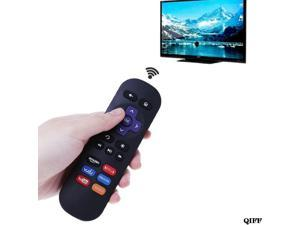 Drop Ship&Wholesale Replacement IR Streaming Media Player Remote Control For ROKU 1 2 3 4 LT HD XD XS APR28