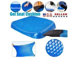 Breathable Egg Sitting Gel Flex Cushion Pad Seat Sitter Flex Pillow Back Support Egg Sitting Gel Cushion Seat Sitter Flex Pillow Support Sit On An Egg Supports