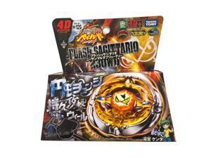 Takara Tomy Spinning Top Toys Original BB126 Beyblade Burst Turbo Metal Fusion Fight Bey Balde Burst Flash Sagittario 230WD