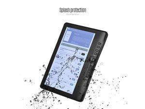7 inch Ebook Reader add Sets with HD Resolution E-book +Video+MP3 Music player Color screen E reader