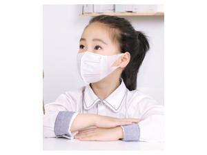 10pcs 3D Children's Mask Fashion 3D Child Mask Dustproof And Breathable baby 3D Mask Earloop Face masks Non-woven Fashion 3D student Mask