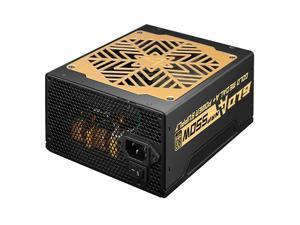 Vicabo Gold Medal A+ 80 Plus Gold Full Modular 550W Power Supply 5 Years Warranty, ATX12V, SLI & CrossFire Ready, Silent & Intelligent Fan