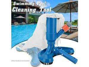 Vacuum Brush Swimming Pool Cleaning Tool Spa Pond Pool Hot Tub Fountain Vacuum Cleaner US Shipping