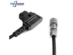 BMPCC BMPCC 6K Power Cable DTAP with Reinforcement to BMPCC6K Blackmagic Pocket Cinema Camera 4K 40-150CM