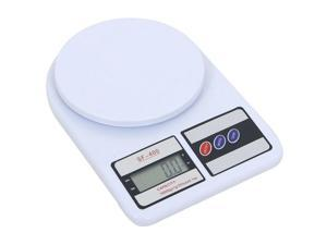 10kg/1g Precision Kitchen Food Scale for Baking and Cooking, Lightweight and Durable Design, LCD Digital Display
