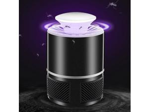 Electric Indoor Insect Killer suspensible UV Light Mosquito Killer Bug Fly Pests Attractant Trap Zapper Lamp for Indoor Home Bedroom,Kitchen, Office