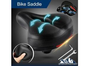 Soft Bicycle Saddle Breathable Comfortable Bike Seat Mountain MTB Bike Saddle Shock Absorption Bicycle Saddle Seat