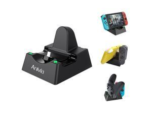 Switch Dock for Nintendo Charging Docking Station Replacement Nintendo Switch Base Dock Set Switch Charger Charging Dock -Plug Play