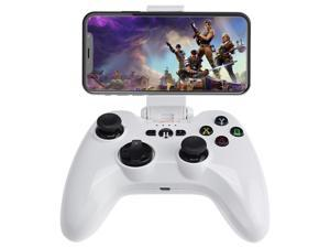 [MFi Certified]Mobile Game Controller, Joso iOS Gampad Joystick for Fornite iPhone Xs, XR X, 8Plus, 8, 7 Plus, 7 6S 6 5S 5, iPad, iPad Pro Air Mini, Apple TV - Direct Play