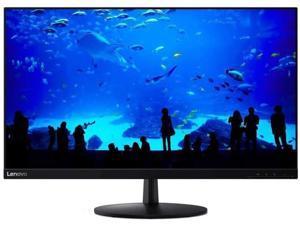 """Lenovo L28u-30 65FAGCC2US 28"""" LED Monitor, Raven Black"""