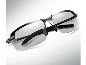WEIWEN Sunglasses, Suitable For Hiking, Fishing, Driving, Anti-glare, Flexible Frame, Scratch-resistant Lenses