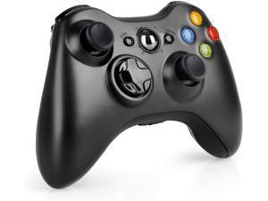 Wireless Controller for Xbox 360, 2.4GHZ Game Joystick Controller Gamepad Remote for Xbox 360 Slim Console, PC Windows 7/8/10
