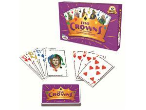 Five Crowns Playing Card Game For Children Adluts Family Gathering Entertainment