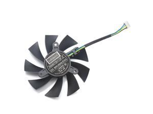 HA9015H12F-Z Cooler fan hole distance Replace for MSI GeForce GTX 950 2GD5 OC GeForce GTX 1060 6G OC R7 360 2GD5 OC Video card