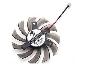 75MM PLD08010S12H Cooler Fan For Gigabyte HD 6850 7970 GTX 460 GTX560Ti R270X AMD R7 260x Graphics Video Card Cooling Fans