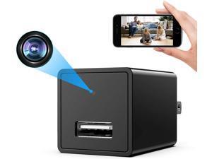 Spy camera USB Phone charger  -1080p HD hidden camera, WIFI Wireless wall plug USB Charger Nanny camera |Home, Kids, Baby, Pet monitoring cam