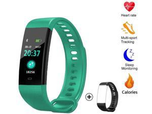 Smart watch,Blood Pressure Monitor Watch,Waterproof Color Screen Fitness Tracker with Heart Rate Blood Oxygen Monitor,Smart Wristband with Calorie Counter Watch Pedometer Sleep Monitor