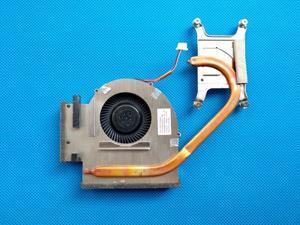 QUETTERLEE New Integrated Graphics CPU Cooling Fan with Heatsink for Lenovo Thinkpad T530 T530i T520 T520i Series 04W1580 FOX126830630 34.4KE05.001 75Y5784 75Y5792 KSB06105HA-AG11 UDQFLZR21FFD
