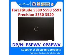 Renewed CDM80-L CDM80-R Latitude 5580 Genuine OEM Hinge Set