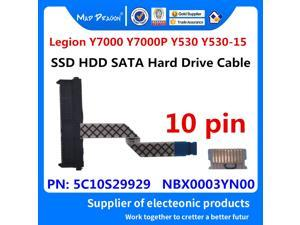 HDD Cable Connector for Lenovo Y530 Y7000 Compatible SSD Hard Drive Cable