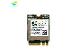Lejiahong Wireless Network Card for Lenovo YOGA 910-13IKB Wifi Wireless Bluetooth Card FRU 01AX713 QCNFA344A AC 433M