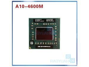 Lejiahong AMD laptop Mobile A10 4600M A10-4600m AM4600DEC44HJ Socket FS1(FS1R2) CPU 4M Cache/2.3GHz/Quad-Core processor