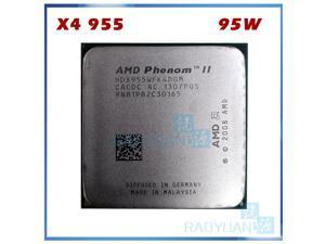 Lejiahong AMD Phenom II X4 955 X4-955 3.2Ghz 95W Quad-Core DeskTop CPU HDX955WFK4DGM Socket AM3 938pin