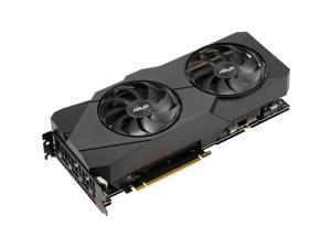 ASUS Dual GeForce RTX 2070 SUPER DirectX 12 DUAL-RTX2070S-O8G-EVO 8GB 256-Bit GDDR6 PCI Express 3.0 HDCP Ready SLI Support Video Card