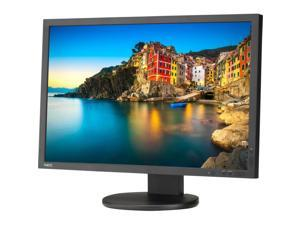 "NEC P243W-BK Professional sRGB Gamut 24"" 16:10 IPS Monitor"