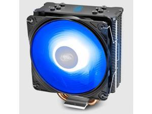 Deepcool GAMMAXX GT V2 RGB CPU Cooler Die-casting Top Cover Synchronized RGB Housing and Fan AURA Sync Metal Mounting Kit Support LGA 2066 / AM4