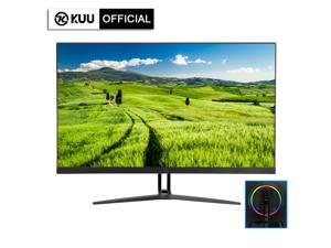 "KUU MH270UG 27"" 4K Gaming Monitors, 3840 x 2160, 1ms Response Time, 1000:1 Contrast Ratio, 1 Billion+ Colors, Ultranarrow Borders Display, 1 x Display Port, 3 x HDMI, Tilt, VESA Compatible"