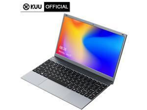 KUU Xbook 14.1inch Ultra Thin and Light Laptop Intel Celeron Processor J4115 up to 2.5GHz 8GB DDR4 RAM 128GB SSD Windows 10 Pro Notebook Computer