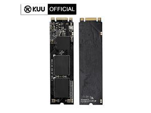 KUU M.2 2280 1TB PCIe NvMe 3.0 x 4 Solid State Drive (SSD) up to 3470MB/s
