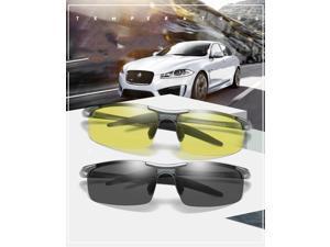 KH Change Color Day and Night Photochromic Sunglasses Men Women Titanium polarized Sun Glasses Chameleon Driving