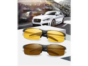 KH Change Color Day and Night Photochromic Sunglasses polarized Sun Glasses Driving Glasses